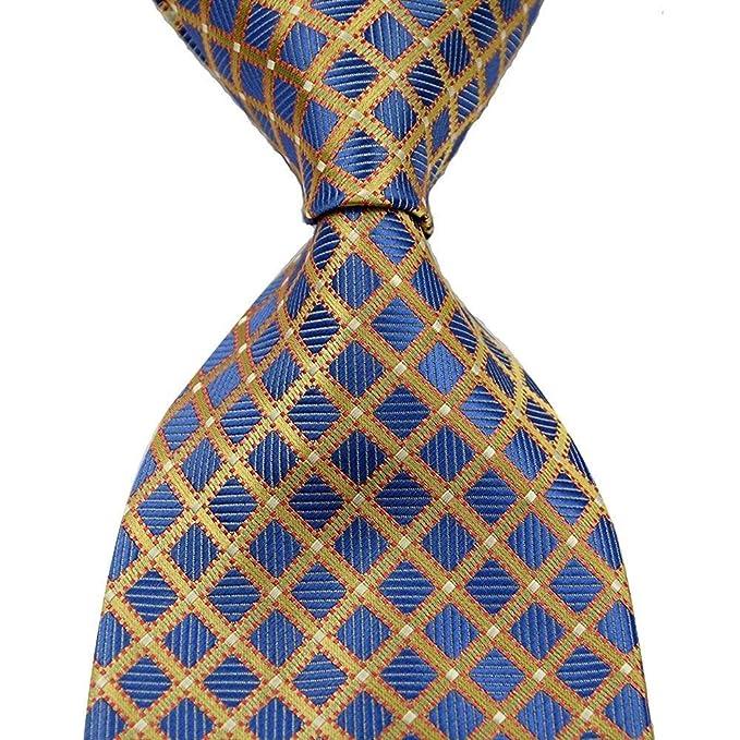 Extra Largo Lunares Corbata Pañuelo De Hombre Para Especial ...