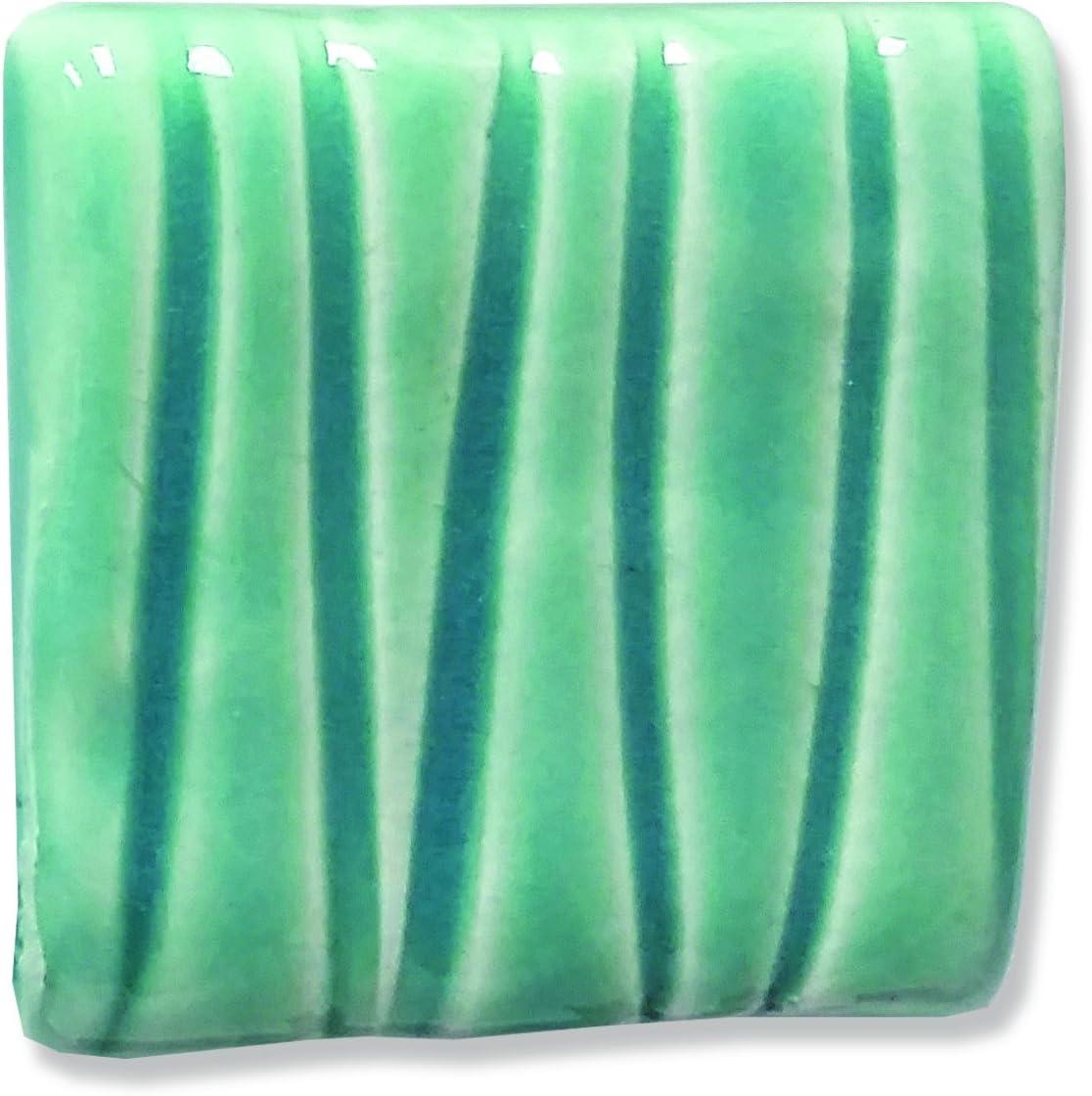 Speedball 004007 Earthenware Glaze 16 oz Pine