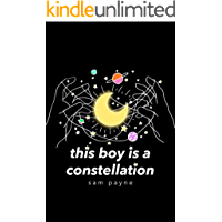 this boy is a constellation book cover