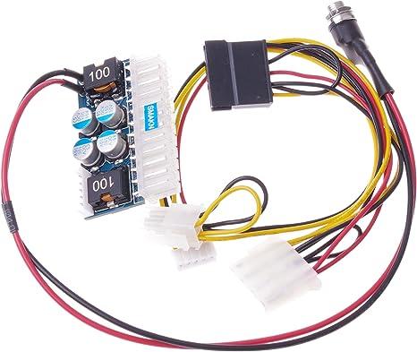 SMAKN 180W DC 12V MINI ITX motherboard HTPC Power Supply