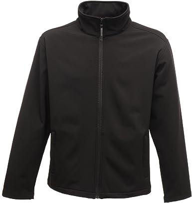 Professional Women/'s Ablaze Printable Softshell Jacket Grey