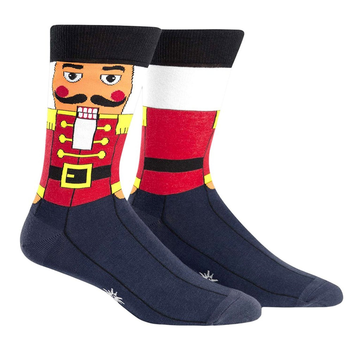 Sock It to Me Mens Crew Holiday