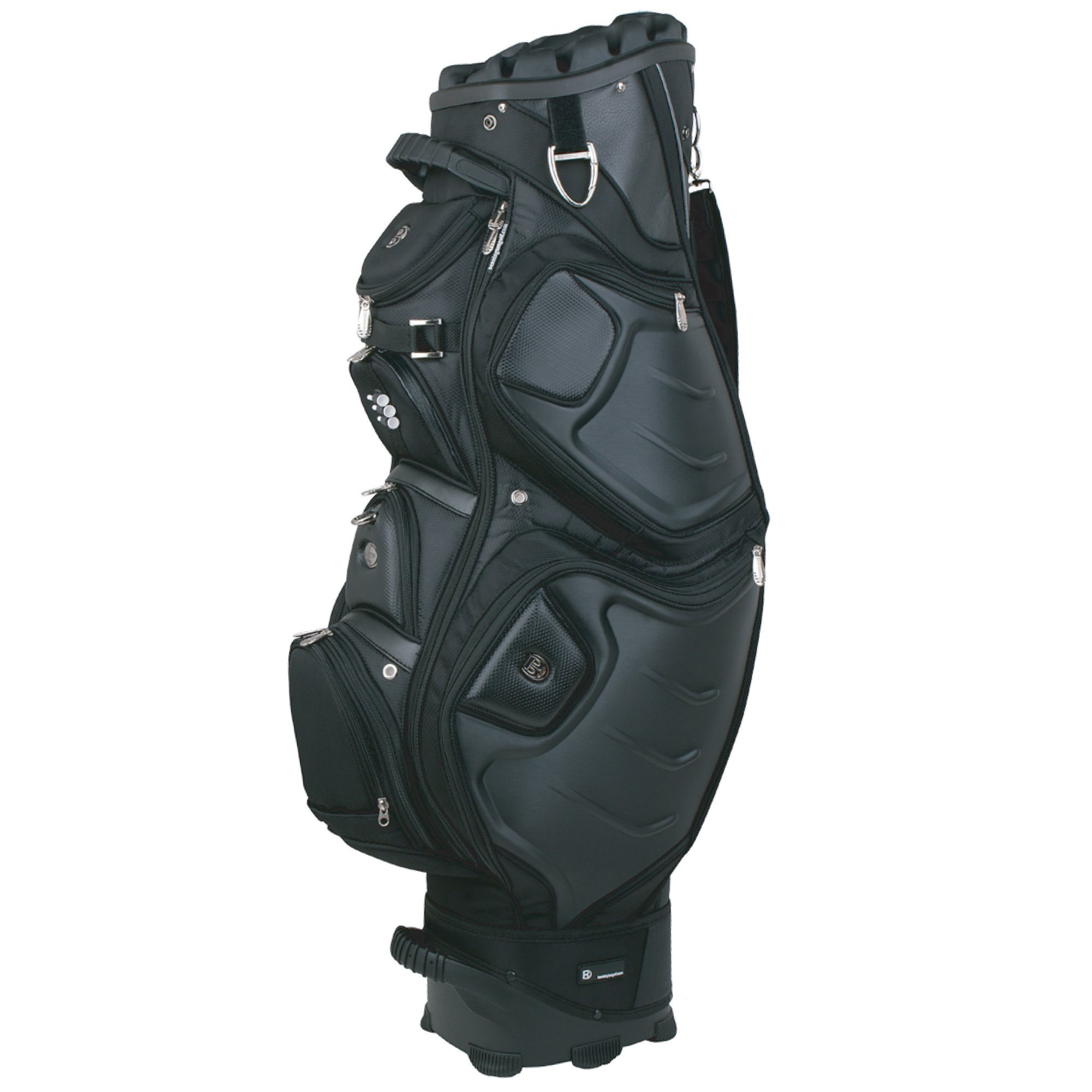 Bennington Golf Quiet Organizer 12 Slot Golf Bag with Full Length Dividers in Mocha