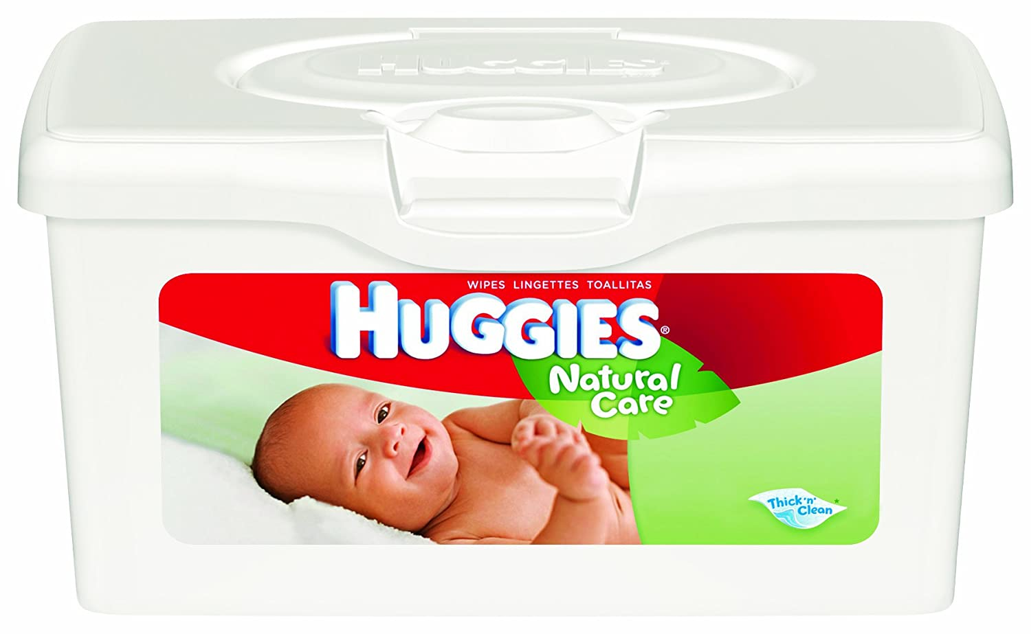 Amazon.com: Huggies Natural Care Baby Wipes, Fragrance Free, 72-Count Tubs, (Pack of 8): Health & Personal Care