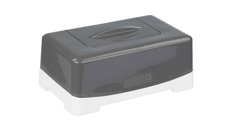 Luma Babycare l22903Boîte à lingettes nettoyantes Dark Grey Gris