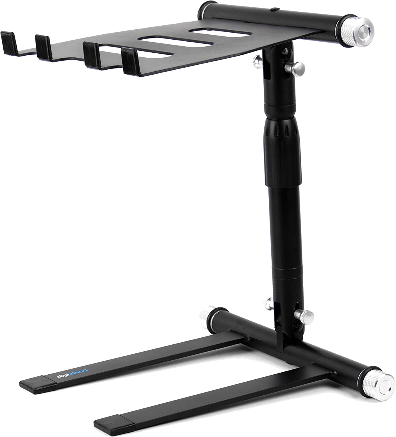 Headliner Digistand Folding DJ Laptop Stand with Quick Release Latches (LP01)