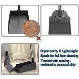 SCENEREAL Pet Poop Tray & Spade Set Dog Cat Waste