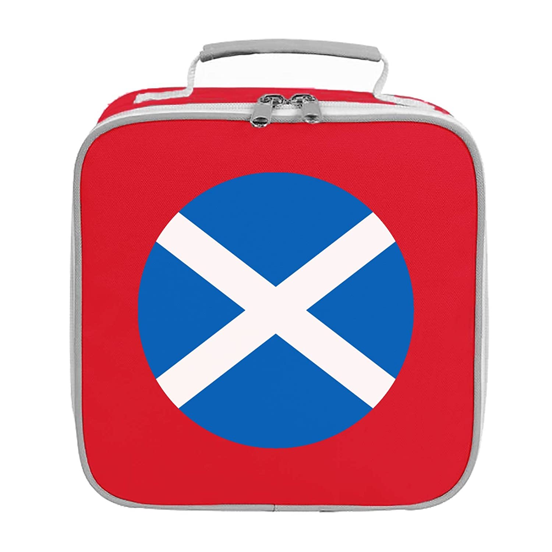 Emoji Scotland Flag Lunch Bag Black 115542-BLACK-ONESIZE