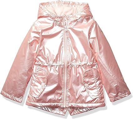 OshKosh BGosh Girls Midweight Fleece-Lined Anorak