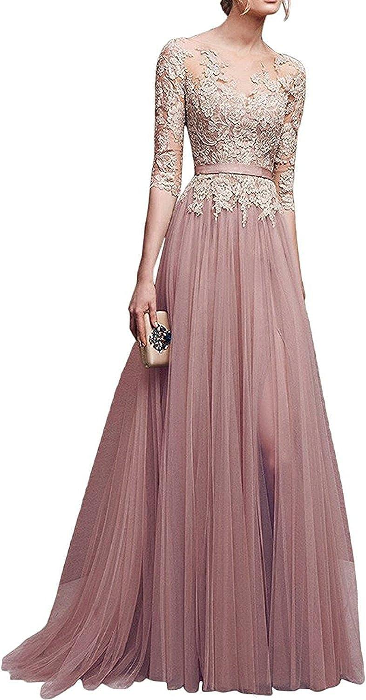 JAEDEN Abendkleider Ballkleider Damen Hochzeitskleider Lang