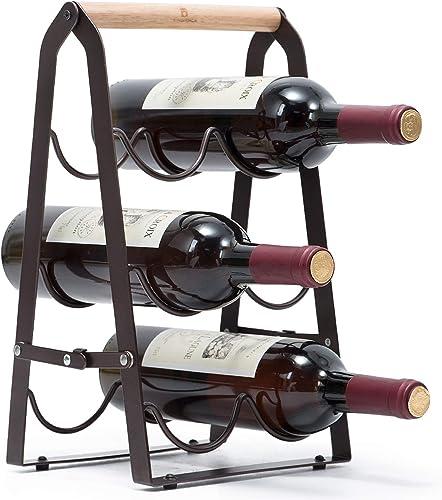 KINGRACK Countertop Wine Rack