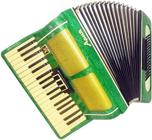 Aria 96 Bass, teclado ruso, acordeón folk para la venta ...
