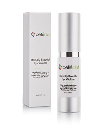 Amazon Com Belleclat Anti Aging Eye Cream For Dark Circles Puffy
