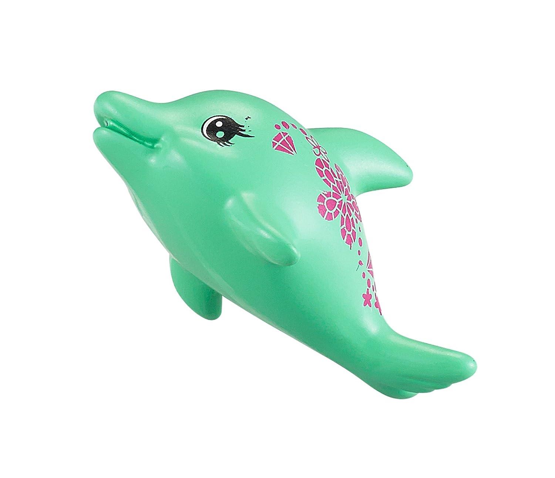 Amazon.com: Barbie Dolphin Magic Ocean Treasure Playset: Toys & Games