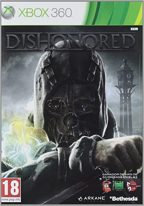 Dishonored: Amazon.es: Videojuegos