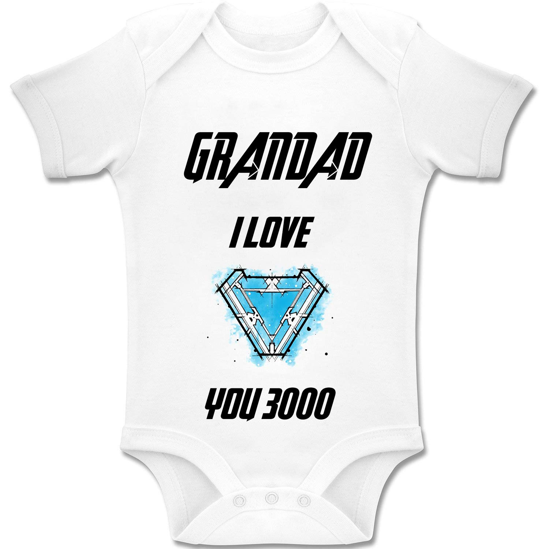 0-24 Monate Baby Bodys//Strampler Romper Onesie Unisex 100/% Baumwolle Acen Merchandise I Have More Hair Than My Daddy!