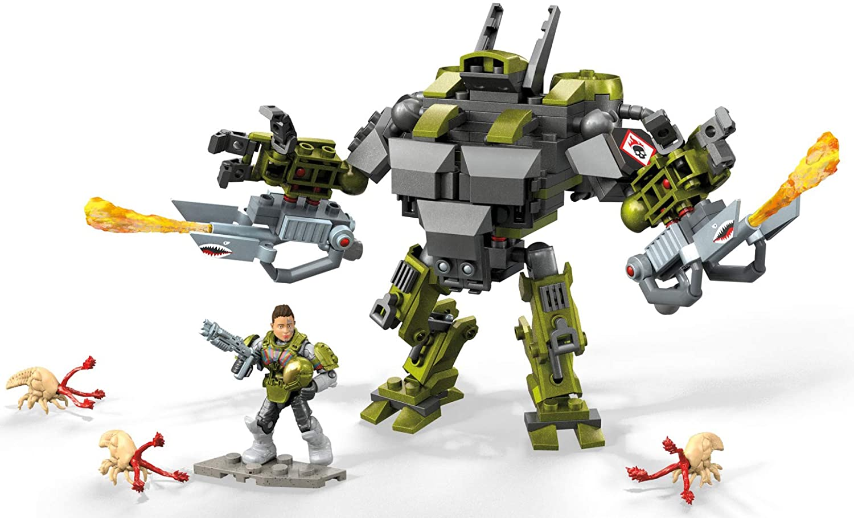 Amazon.com: Mega Construx Halo Kinsano - Ciclismo: Toys & Games