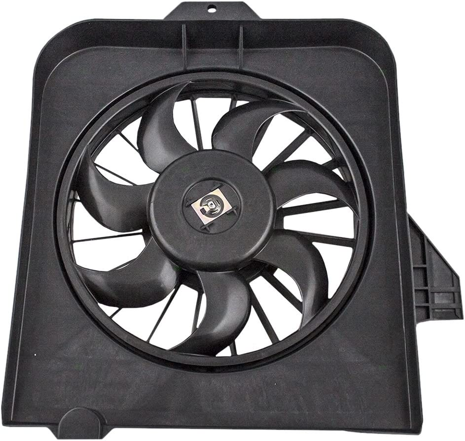 Radiator Cooling Fan Assembly for Chrysler Town /& Country Dodge Grand Caravan