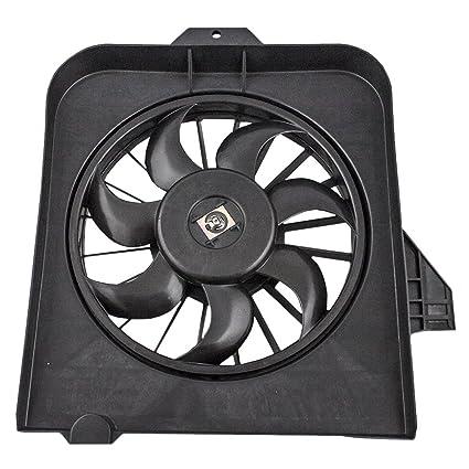 Amazon com: Drivers Radiator Cooling Fan Assembly