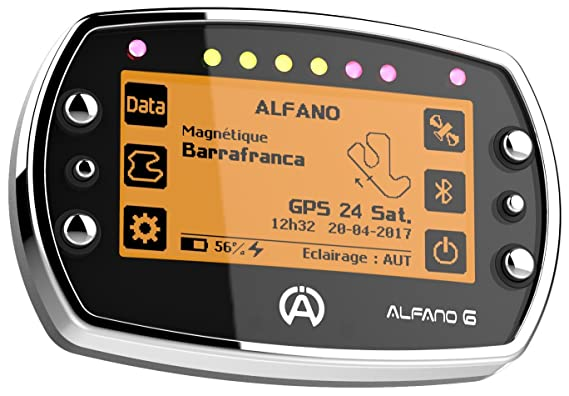 Review ALFANO 6 WITH INTEGRATED