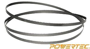 POWERTEC 13104X Band Saw Blade 59-1/2-Inch x 3/8-Inch x 18 TPI