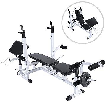 Physionics Hntlb05 Banc De Musculation Avec Différentes Possibilités