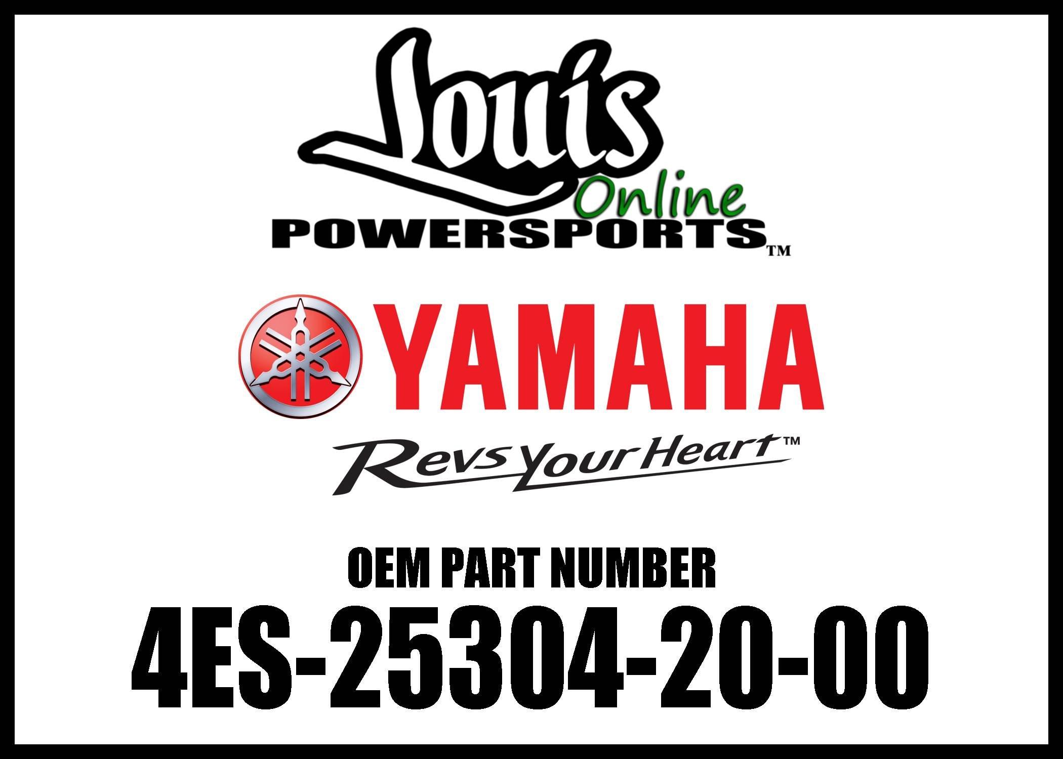 Yamaha 4ES253042000 Rear Spoke Set