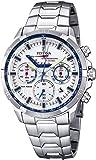 Festina Herren-Armbanduhr Chronograph Quarz Edelstahl F6836/2