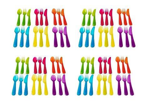 Amazon.com: Ikea Kalas - Juego de 18 piezas sin BPA ...