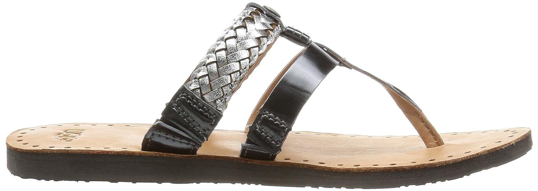 Ugg Australia Audra Braided Multi Strap Sandals Sterling 3 DxOUY