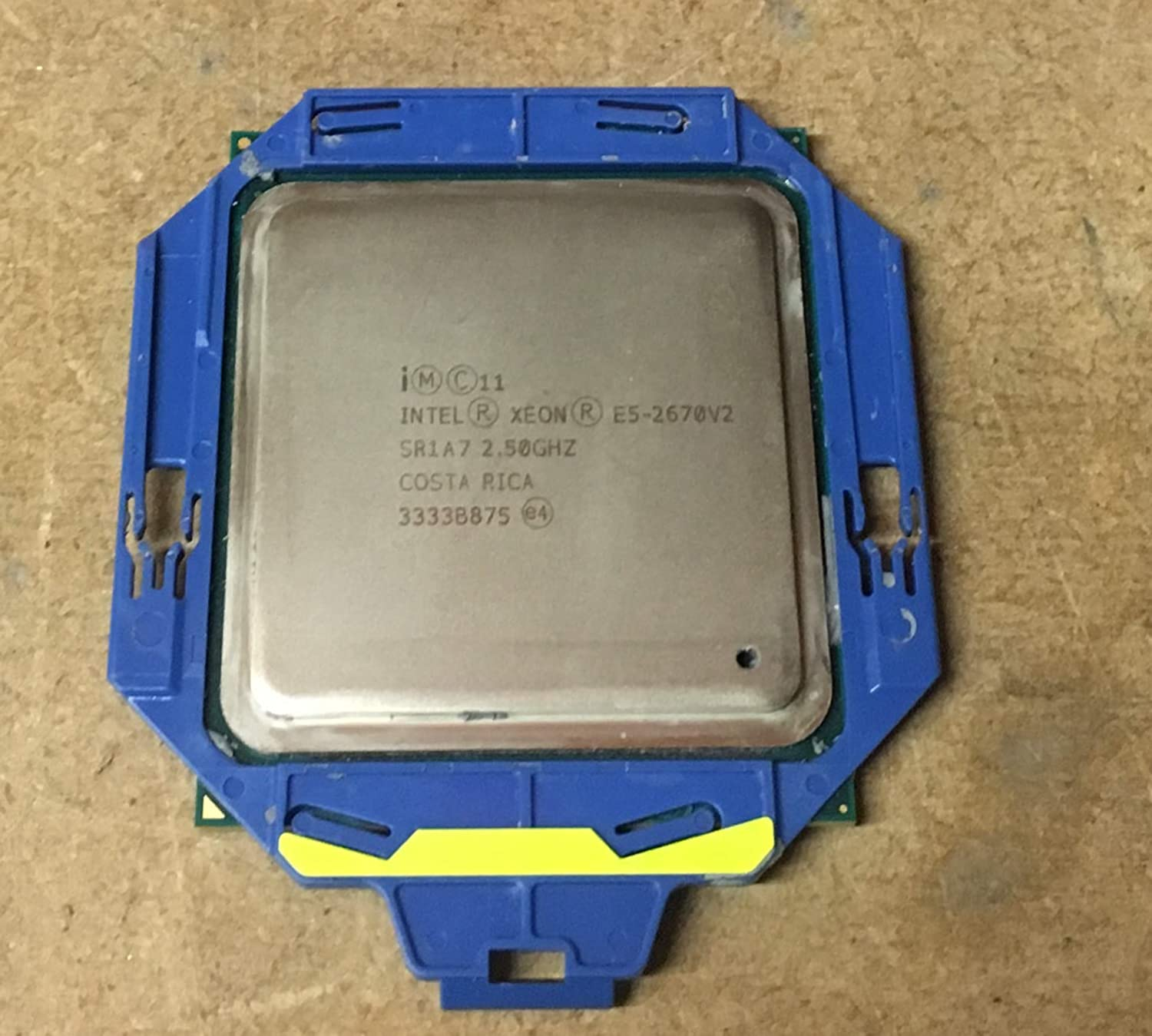 Intel Xeon E5-2670 V2 SR1A7 Ten Core 25M Cache 2.6GHz CPU Processor