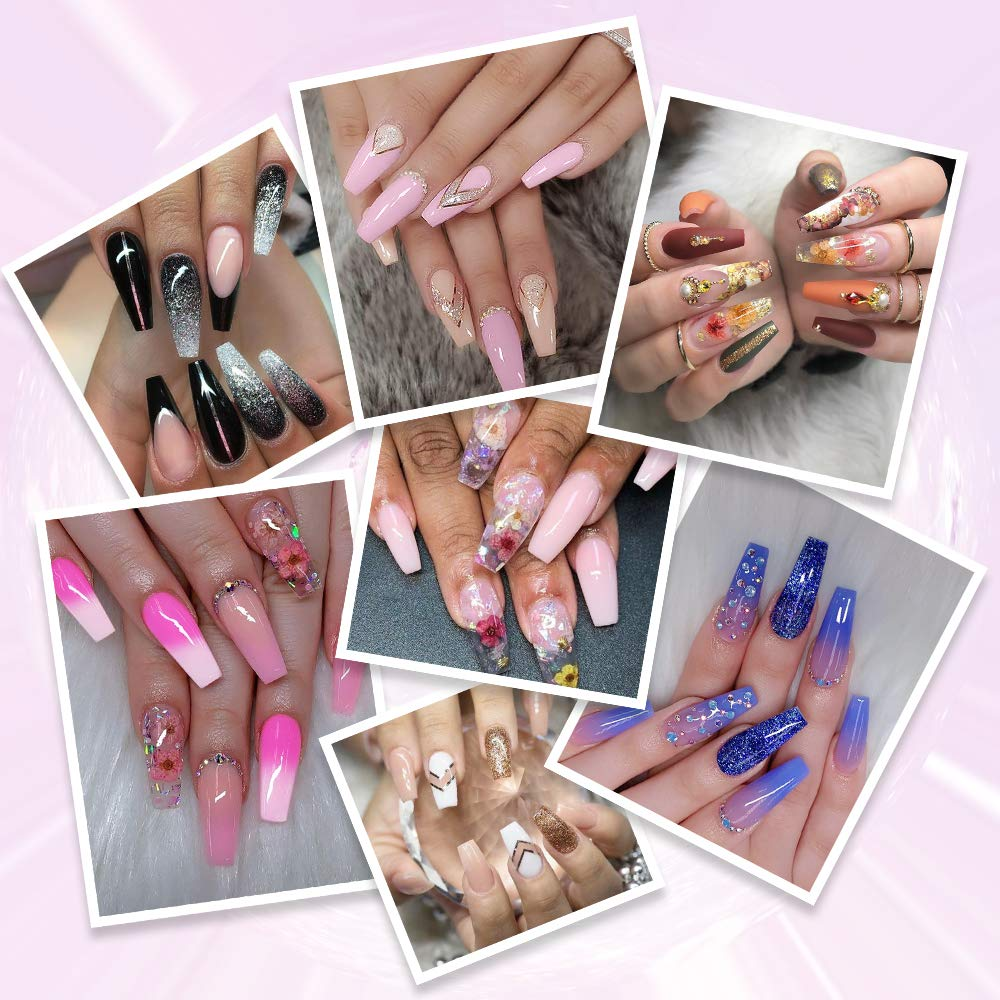Modelones Poly Nail Gel Kit 30ml 2PCS With Slip Solution Extension Builder Enhancement Professional