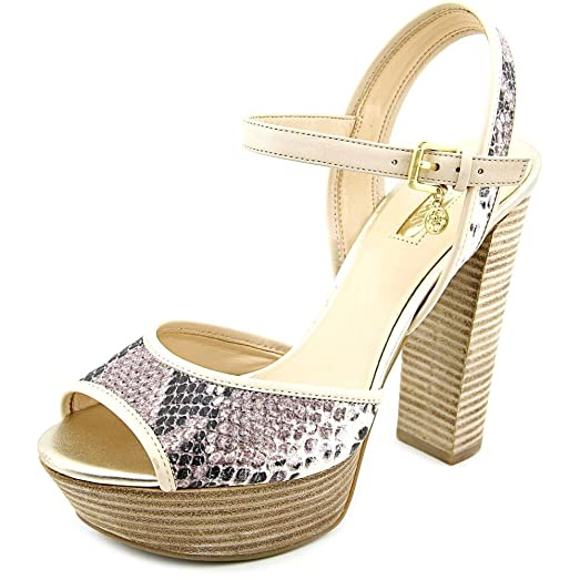 Womens Shoes GUESS Pursey Snake Synthetic Snake