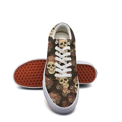 1e9acce3a4b Amazon.com: KK ldfd Eric Clapton is Dead Fashion Sneaker Loafers for ...