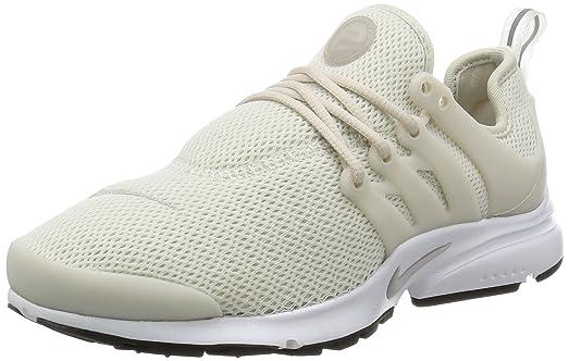 Nike Womens Air Presto Light Bone/Light Iron Ore-black Running Shoe Sz,