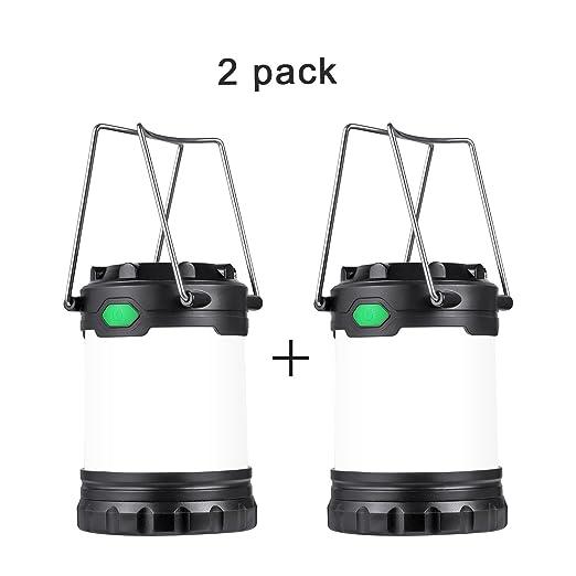 16 opinioni per HAMSWAN HB-09 2 è Una Lanterna Portatile a 3 Modalità D'illuminazione e