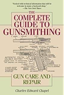 Amazon com: Do-It-Yourself Gun Repair: Gunsmithing at Home