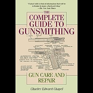 Amazon com: Gunsmithing (Stackpole Classic Gun Books) eBook: Roy E