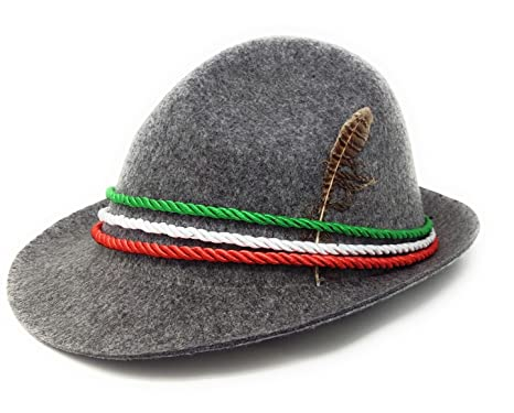 Cappello da Alpino in Feltro  Amazon.it  Giochi e giocattoli 8e69787a8736