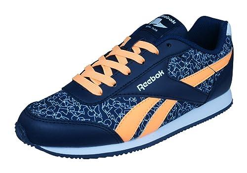 Reebok BD4026, Zapatillas de Trail Running para Niños, Azul (Azul (Collegiate Navy