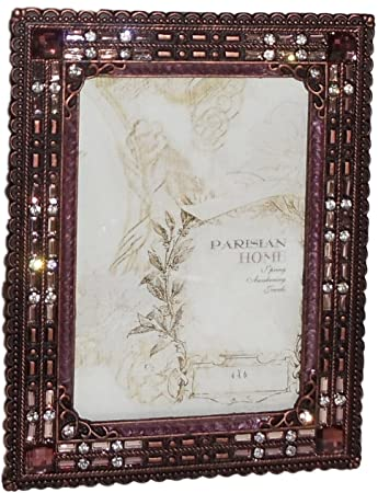 Amazoncom Sheffield Home Parisian Home 4 X 6 Picture Frame