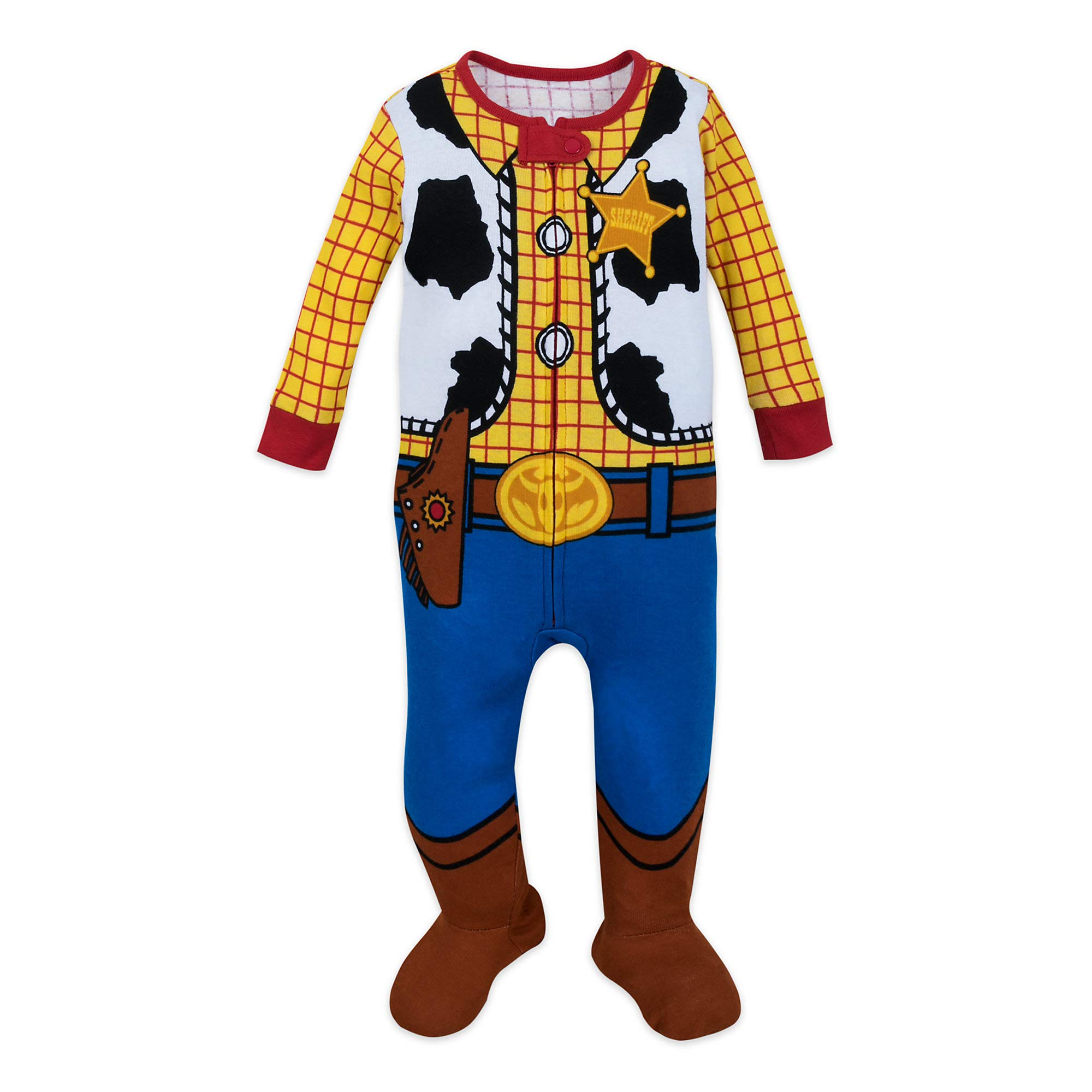 Disney Woody Stretchie for Baby - Toy Story Size 12-18 MO Multi by Disney