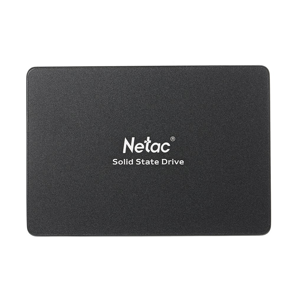 KKmoon Netac NAND SATA III 2.5 Inch Internal SSD High Speed up to 500MB/s Read Solid State Drive