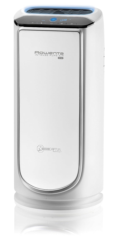 1 filtre Hepa et un filtre Nanocapture suppl/émentaires 1 filtre Charbon Rowenta PU6020F0 Purificateur dAir Intense Pure Air XL