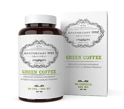 90 compresse di caffè verde ostrovita
