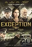 The Exception [Edizione: Regno Unito]