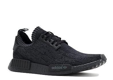 adidas nmd pitch black s80489: scarpe e borse
