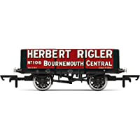 Hornby R6948 Herbert Rigler, 5 Plank Wagon, No. 106 - Era 2/3 Rolling Stock
