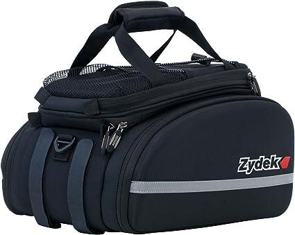 Zydek Bikes - Maleta para Bicicleta con Bolsa de Hombro o Bolsa de ...