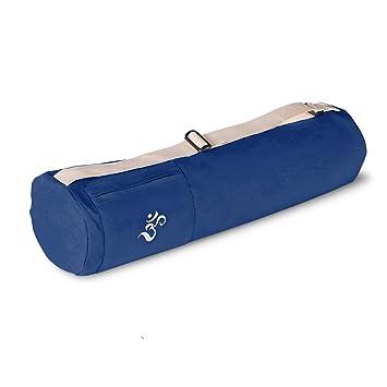 Lotuscrafts Bolsa Yoga para Esterilla Mysore - Justa y Ecológica - Funda Esterilla Yoga - Bolsa Esterilla Yoga - Bolsa para Esterilla De Yoga y ...